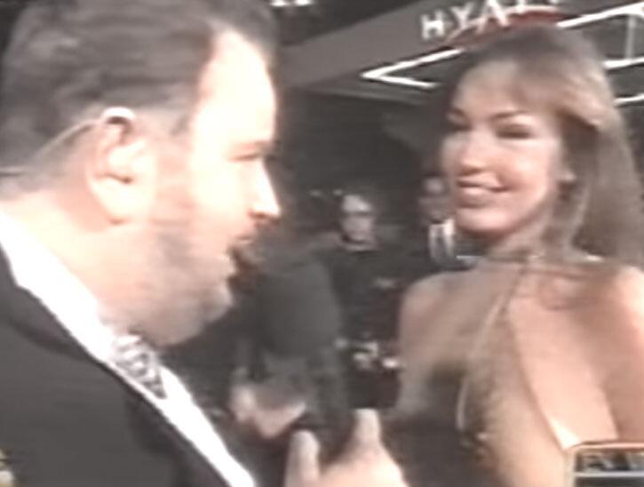 En el año 2001, luego de la boda que Thalía tuvo con Tommy Mottola, el G...