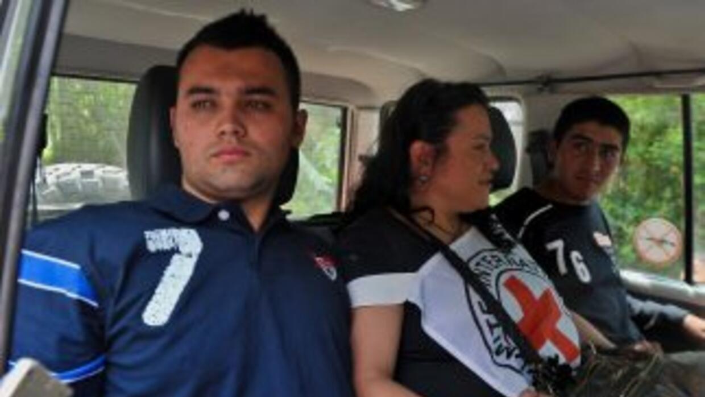 Víctor Alfonso González denunció que durante el cautiverio la guerrilla...
