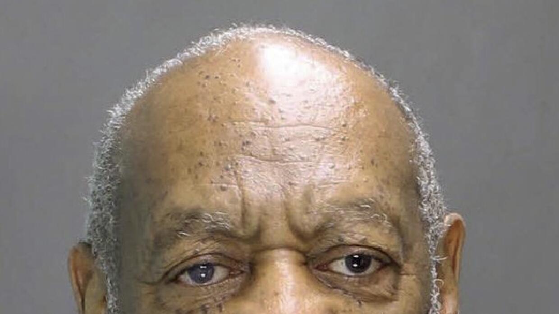 Foto policial de Bill Cosby