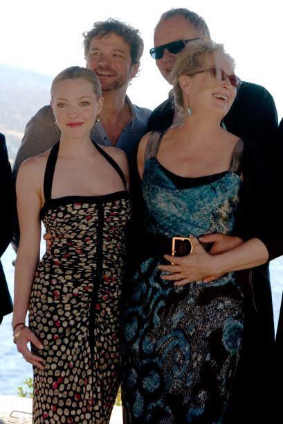 En ella compartió crédito con Meryl Streep y Colin Firth, entre otros.