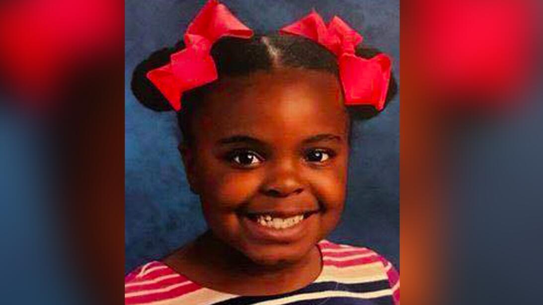De'Maree Adkins, de 8 años de edad, murió tras recibir un disparo en un...