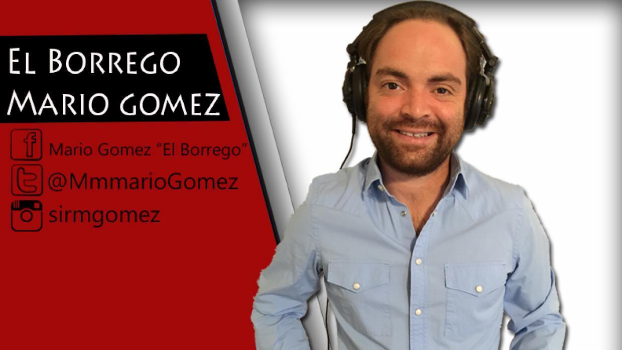 """Mario Gomez """"El Borrego"""""""