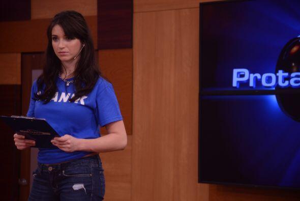 La participante mexicana recibió las indicaciones de la madre de Paulina...