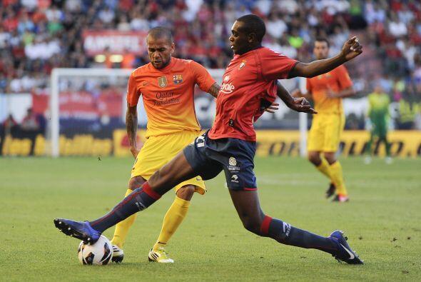 Pero el Barcelona no se dio por vencido y a falta de 15 minutos para el...