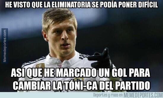 Los memes del triunfo del Madrid en casa ante el Napoli MMD_981400_kroos...