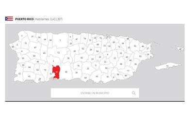 puerto rico mapa peñuelas