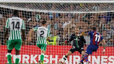 En fotos: la estrepitosa caída del Betis de Andrés Guardado en el inicio de Liga