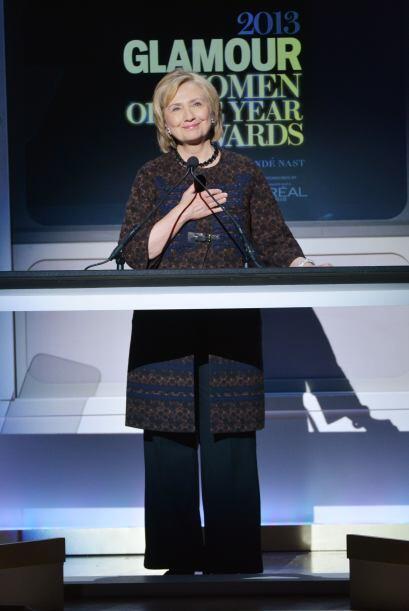 Hillery Clinton representó a las mujeres y su fuerza dentro de la política.