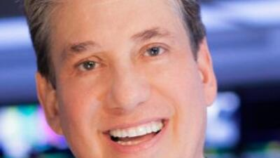 El periodistaRaúl Benoit.