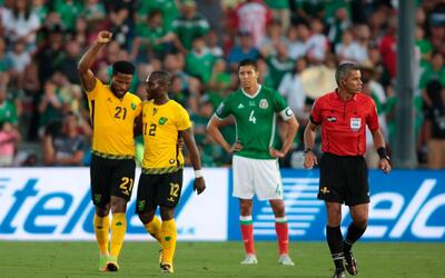 Jamaica se vengó de la final de 2015 y dejó a Méxic...