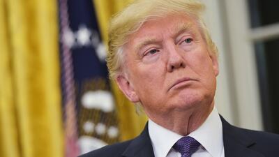 Un retrato de sí mismo y su club Mar-a-Lago: en lo que el presidente habría usado el dinero de la Fundación Trump