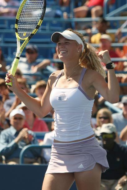 #3 El sol danés, Caroline Wozniacki.