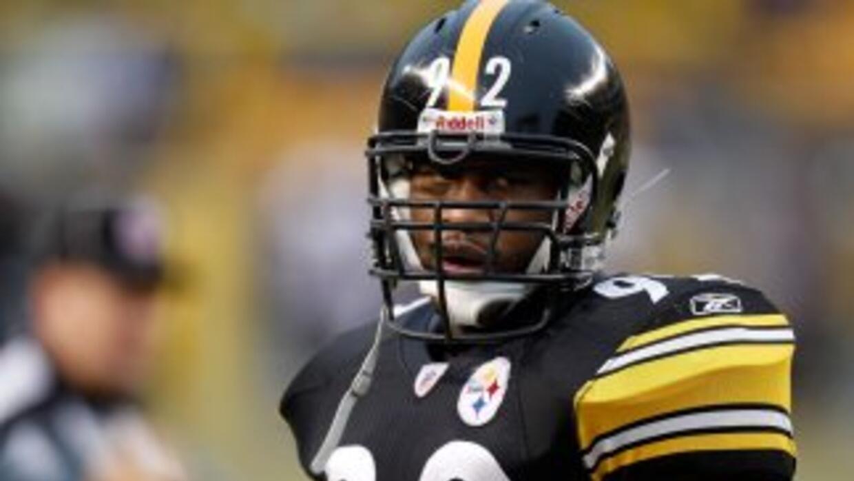 ¿Será verdad que James Harrison se iría con el gran rival de los Steelers?