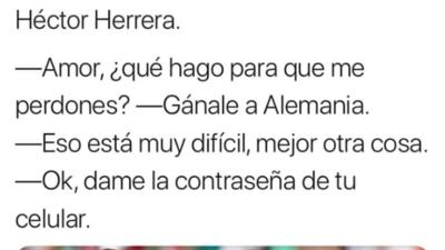 ¡Viva México! Los memes de la victoria del 'Tri' contra Alemania
