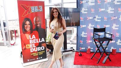 """EN FOTOS: 'La Bella y El Duro' llegaron a Nueva York con la misíon de """"romperla"""""""