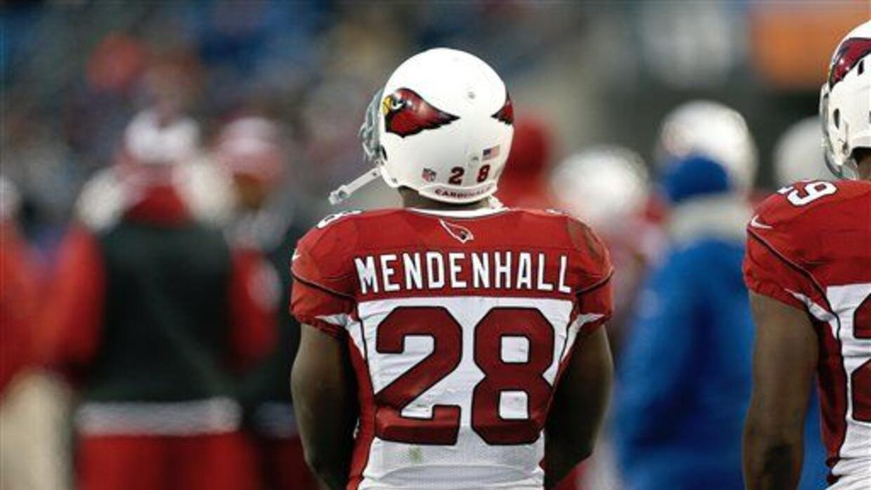 Rashard Mendenhall sonó como alguien dispuesto a dejar la NFL en un blog...