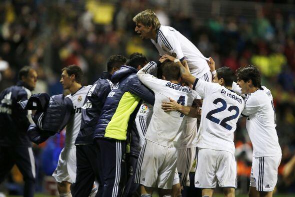 Morata fue el hombre del partido con ese gol y el Real Madrid al fin ven...