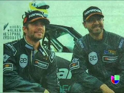 El pasado 30 de noviembre, Paul Rodas y su amigo, Roger Rodas murieron t...