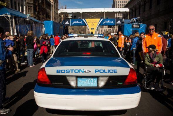 La acción ha llevado a que el comisario de la policía de B...