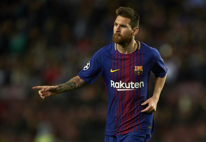 (2005) Lionel Messi: desde entonces, hasta la actualidad, ha sido uno de...