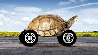 Al automóvil solo le quedan 20 años de vida slowestcars1.jpg
