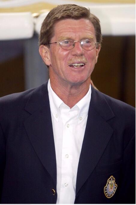 Hans Westerhof: El holandés, dirigió al Rebaño en dos etapas, en la prim...