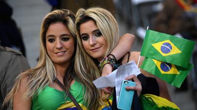 El color y belleza alrededor del mundo en la fecha de amistosos con miras al Mundial