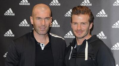 Beckham no se anda con pequeñeces para el Inter Miami: ¡Quiere a su amigo Zidane como DT!