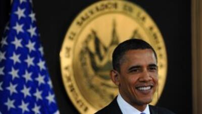 El presidente Barack Obama realizó un gira por América Latina, donde fal...