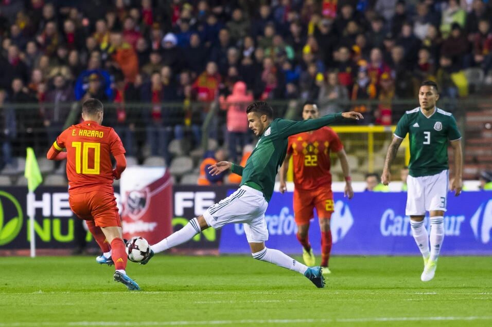 Calificamos México vs. Bélgica