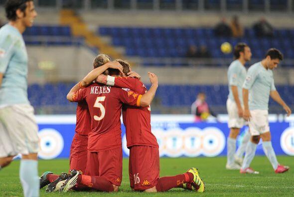 Un duro golpe en las aspiraciones al título de la Lazio, pese a que el t...
