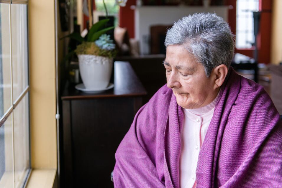Blanca Rosa Rivera, de 76 años, fue diagnosticada con Alzheimer en 2004...