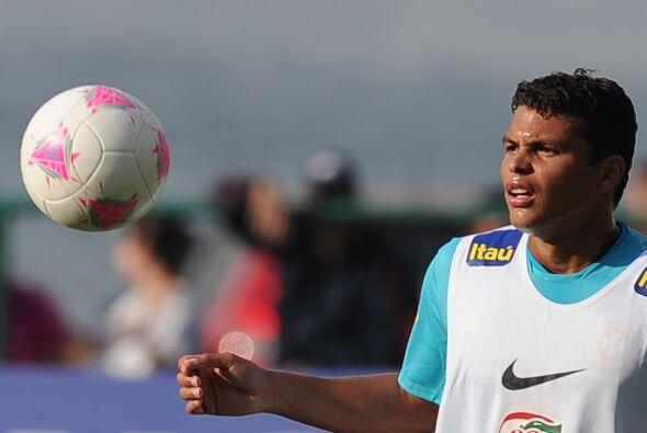 Thiago Silva es uno de los titulares indiscutidos.