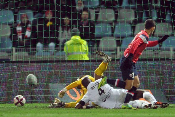El hombre del Lille está dando muy buenas actuaciones en la Liga francesa.