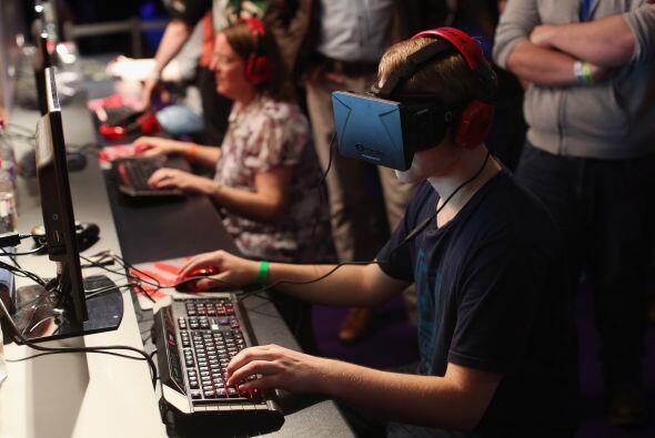 Además de la PS4 y Xbox One, el apasionante Oculus Rift estará disponibl...