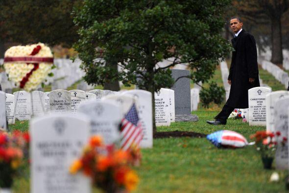 Obama ordenó el retiro de las tropas de combate y la última brigada ya e...