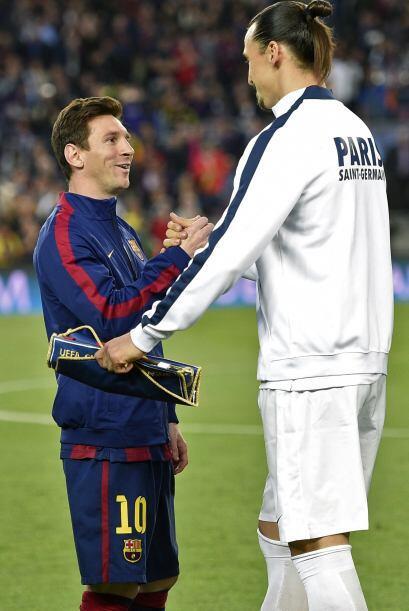 El FC Barcelona derrotó 2-0 al París Saint-Germain con dos goles de Neymar.
