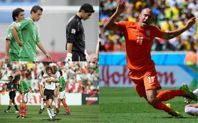 México es el equipo más fuerte al que nos vamos a  enfrentar: Van Gaal F...