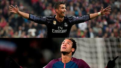 ¡Feliz cumpleaños! Neymar y Cristiano Ronaldo: vida y carreras exitosas con siete años de diferencia