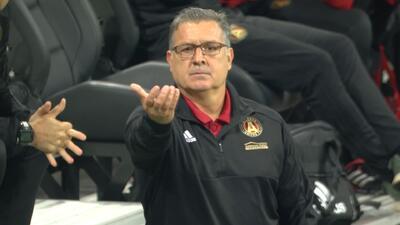 ¿Enojado, 'Tata'? Martino no aclaró, pero tampoco negó rumores sobre el Tri