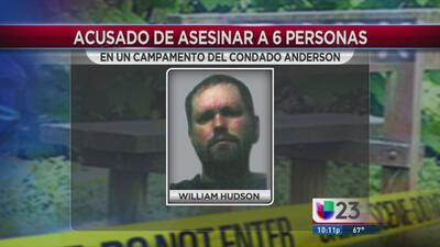 Arrestan a sospechoso de asesinato múltiple