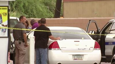 Un pistolero en serie anda suelto en Phoenix, Arizona