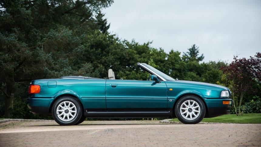 El Audi Cabriolet de la Princesa Diana en fotos image-thumb-2.jpg
