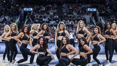 Spurs disband the Silver Dancers for a family-friendly alternative