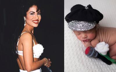 La fan más joven de Selena