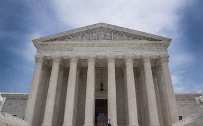 Corte Suprema de Justicia de Estados Unidos.