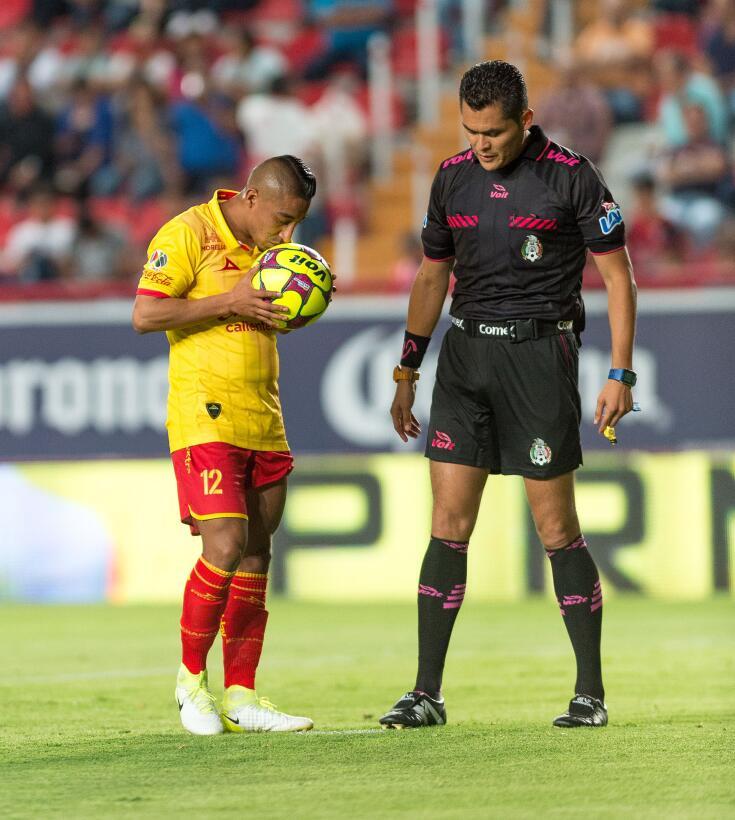Los Rayos logran la victoria en el último minuto Rodolfo Vilchis Morelia...