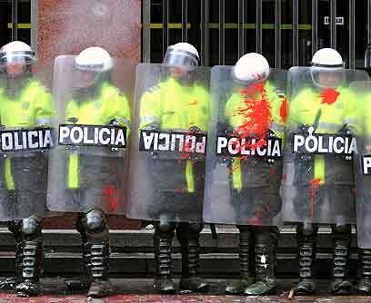 Policía cuidará a votantesLos rumores que hablan sobre los riesgos que i...