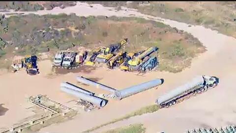 Preocupación en Porter Ranch por una posible fuga de gas subterránea
