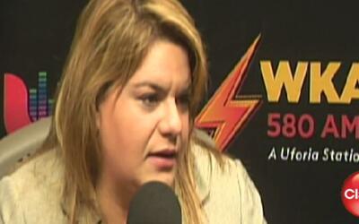 Jenniffer González  egura que debe abrirse un nuevo juicio en caso de Gl...